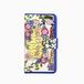 Smartphone case -window-ミラー&チェーン付きタイプ