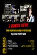 キーナン・コーネリアス ザ・ワーム・ガード THE WORM GUARD 4枚組DVD
