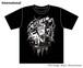 [Black / Monochrome] Special T-shirt of Collaboration Design by Kazutaka Kodaka (Tookyo Games) and jbstyle.
