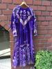 タジクベルベット刺繍ドレス