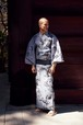ゆかた / 伊藤若冲 / 葡萄図 / Gray(With tailoring)