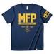 Dry T-Shirt / MFP / Navy