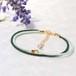 bracelet ◍tenowa(green1)