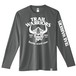 Dry Long Sleeve T-Shirt / TW / Dark Gray