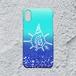 【iPhoneXR対応】D-Logoアクアマリンハードケース