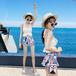 【送料無料】ホルターネック フリル ビスチェ ビキニ 水着 リゾート 夏 ビーチ 海 プール