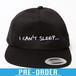 I CAN'T SLEEP [ SNAPBACK ]