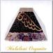 *mini*ピラミッド型オルゴナイト*麻炭*【天使の羽 GL】