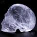 sale定価税込32400→15000円クリスタルスカル(天然水晶完全手作業)個体差あり。