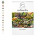 nature#1 Ooaza-mukaeカレンダー L
