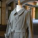 50's FRENCH ARMY MOTORCYCLE  COAT DEADSTOCK