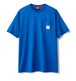 FTC / POCKET TEE -ROYAL-