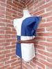LARP衣装 戦士のサーコート クォータリーブルー 女性用