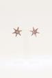 SAKS FIFTH AVENUE Star earrings