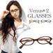 メガネ レディース 1176 女性Sサイズ オーバル型 女性用 眼鏡 おしゃれ venus! venus!