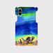 【L】バードランド/スマホケースAndroidLサイズ, iPhone6Plus/6sPlus/7Plus/8/8Plus/XR/XS Max