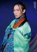 舞台「YOSHITSUNE 廻」高衡(嶋崎裕道)【A4クリアファイル16】【ODCF-026】