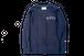 TSALE!!30%OFF  HE HARD MAN(ザ ハードマン)Logo Sweat Shirts ネイビー