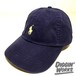 Polo Ralph Lauren Classic Chino Cap Relay Blue
