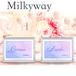 受付サイン【Milkyway】