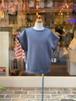 KIDS:Groovy colors【グルービーカラーズ】DRY-XワッフルGRAFFITI TEE(CHARCOAL/90〜120cm)ノースリーブTシャツ