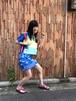 【ぜつきぐ】広告スカート