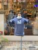 ADULT:NEEDLEWORKS STANDARD【ニードルワークススタンダード】Smile T-shirt(チャコールグレー/S,M,Lサイズ)スマイルTシャツ