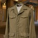 FRENCH ARMY M47 JACKET ONE WASH-2