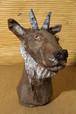 ダンボール彫刻 ちいさいシリーズ ニホンカモシカ C139