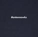 #antennawks Tシャツ/ネイビー【CWE-089NV】