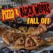 アルバムCD『Pizza & Black Works/FALL OFF』