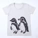 Tシャツ ツインペンギン