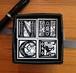 小箱詰めセット レギュラー アルファベットハンコ 4個