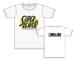 ロゴTシャツ【ホワイト】