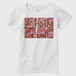 Strawberry Fields Forever 横位置 Tシャツ白レディース Tシャツ レディース 白 レディース Sサイズ トナー熱転写
