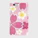 《こぼれ桜》*iphone・Android側表面印刷スマホカバー