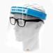 フェイスシールド メガネの上から着用可能 フェイスガード 飛沫対策 ウイルス対策 DIY 防塵 防曇 Face Shield