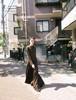 Vintage brown jumpsuit