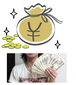 お金引き寄せ-お金の神様