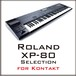 Roland XP-80 Selection for Kontakt