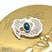Nebula brooch / 1点物 /