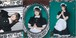 舞台「Stray Sheep Paradise」初演 フレームメイド(唐井萌々子)ブロマイド【ODDB-015 FMka】