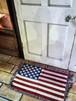 USA 星条旗柄 玄関マット