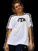 【JTB】 LOGO ロングTシャツ【ホワイト】【再入荷】イタリアンウェア《M&W》