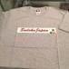数独Tシャツ 長方形シートデザイン グレー