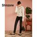 THE SHINZONE/シンゾーン・アンデスワッフルヘンリーネックPO