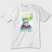 SUPER RICKEY メンズTシャツ 白
