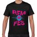 RemoFes2020_Tシャツ(BK)