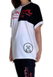 【SKANDHAL】FIRENZE Tシャツ【ホワイト】【新作】イタリアンウェア《W》