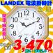 LANDEX 八角電波掛時計 金閣(きんかく)新品です。